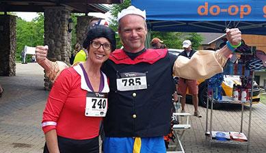 EVL Half Marathon 2015