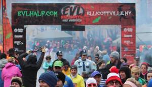 EVL Half Marathon Ellicottville NY